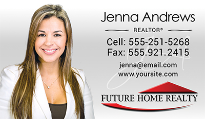Future Home Realty Business Cards