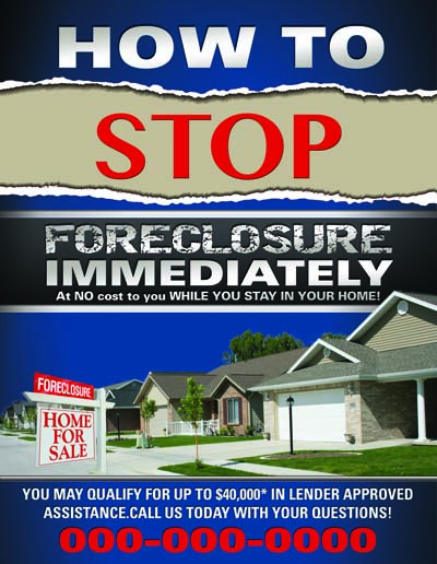 Short sale flyers foreclosure flyers real estate flyers for Short sale websites for realtors
