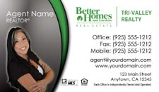 Better Homes and Gardens Business Card Template 8