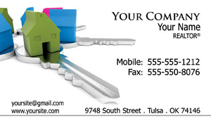 Real Estate Marketing Cards