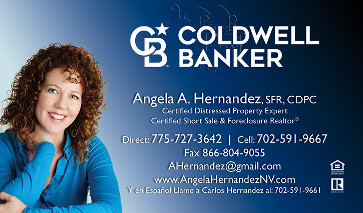 Coldwell Banker Business Card Template 13