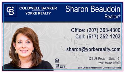 Coldwell Banker Business Card Template 17