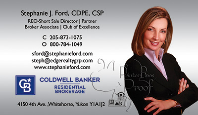 Coldwell Banker Business Card Template 21