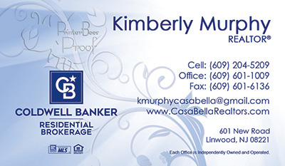 Coldwell Banker Business Card Template 47